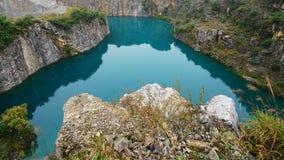 Естественный парк шахты Стоковые Фото