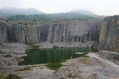 Естественный парк шахты Стоковое Фото