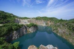 Естественный парк шахты Стоковое Изображение