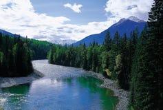 естественный пейзаж Стоковые Фото