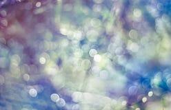 Естественный стиль bokeh, абстрактных и мягких цвета Стоковая Фотография