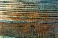 Естественный строительный материал сделанный из древесины, уникально текстура волокон Стоковое Изображение