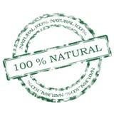 естественный штемпель Стоковое фото RF