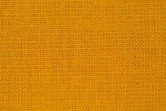Естественный linen холст текстуры для предпосылки Стоковая Фотография RF