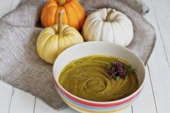 Естественный tukveny cream суп Стоковая Фотография