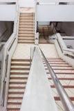 лестница случая старая Стоковые Изображения