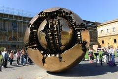 лестница vatican rome музея Италии двойного helix Стоковое фото RF
