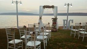 лестницы портрета платья принципиальной схемы невесты wedding Стоковое Фото