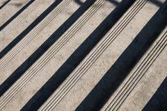 лестницы солнечные Стоковое Фото