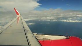 летать над морем сток-видео