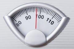 детализированный 3d вес маштаба перевода Стоковая Фотография RF