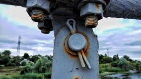 детали Мост Стоковое Фото