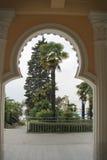 детали alhambra Стоковое Фото