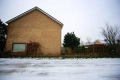 детальная зима погоды вектора снежка людей иллюстрации иконы Стоковые Изображения