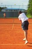 детальной изолированная иллюстрацией белизна тенниса спички стоковые фото