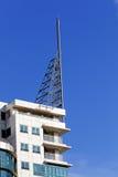 деталь здания самомоднейшая Стоковая Фотография