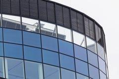 деталь здания самомоднейшая Стоковое фото RF