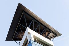 деталь здания самомоднейшая Стоковое Фото