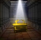 деталь covenant ковчега самый лучший свой известный tabernacle загадочных сил известный Стоковое Изображение RF