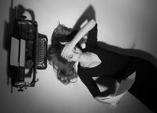 15 детенышей женщины Стоковые Фотографии RF