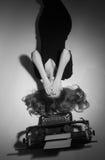 15 детенышей женщины Стоковое Фото