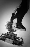 15 детенышей женщины Стоковое Изображение RF
