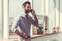 детеныши бизнесмена красивые Стоковые Фото