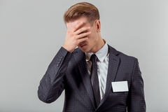 детеныши бизнесмена успешные Стоковое Изображение