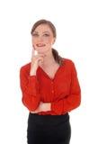 детеныши женщины портрета ся Стоковое фото RF