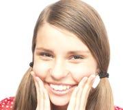 детеныши портрета девушки ся Стоковое Изображение RF