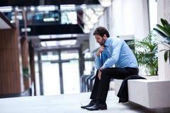 детеныши человека дела разочарованные Стоковая Фотография RF