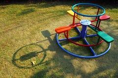 дети идут веселый круг s Стоковое Изображение RF
