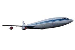 дети самолета рисуя пассажира s Стоковое фото RF