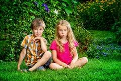 дети совместно Стоковое Фото