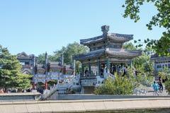 лето дворца Пекин Стоковое Фото