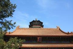лето дворца Пекин Стоковая Фотография
