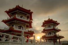 лето дворца сада Пекин Стоковое Фото