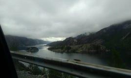 лето Норвегии Стоковое Изображение