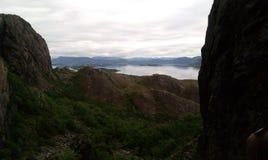 лето Норвегии Стоковые Изображения RF