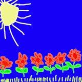 лето дня солнечное Стоковая Фотография RF
