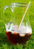 лето питья свежее Стоковое Изображение