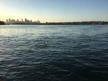 лето Сидней утра города Стоковая Фотография