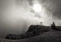 лето сосенки 2008 крымское гор Стоковое фото RF