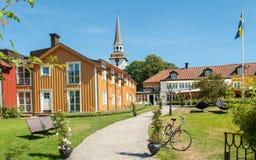 лето Швеция Стоковые Изображения RF