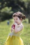 детство счастливое Стоковое Изображение RF