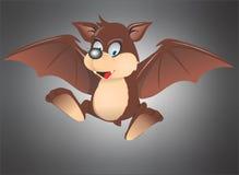летучая мышь милая Стоковое фото RF