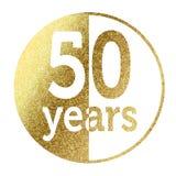 50 лет Стоковое Фото