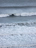 Ехать волны Стоковое Изображение