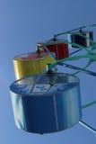 Ехать колесо Ferris Стоковые Фото