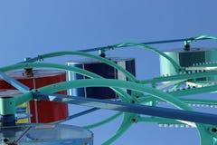 Ехать колесо Ferris Стоковые Изображения RF